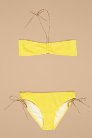 Clara soft yellow