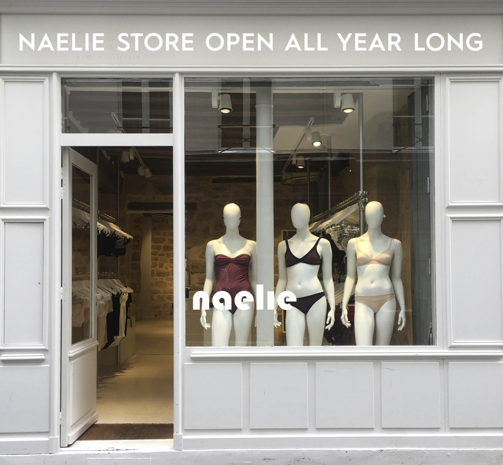 NAELIE STORE IS NOW OPEN ALL YEAR LONG