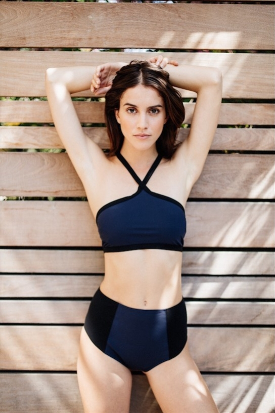 Lancement collection activewear